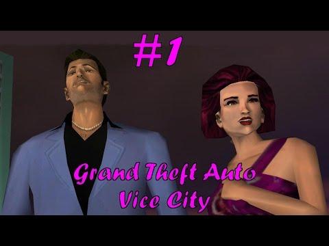 прохождение GTA Vice City с комментариями
