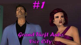 [убить за мобильник? да запросто!] прохождение Grand Theft Auto: Vice City с комментариями #1