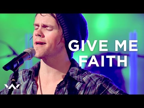 Give Me Faith | Live | Elevation Worship