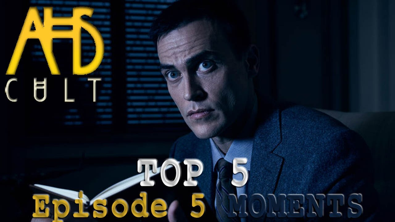 Download AMERICAN HORROR STORY: CULT || Top 5 Moments (Episode 5)