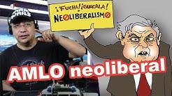 El NEOLIBERALISMO en tiempos de OBRADOR | RID Tv