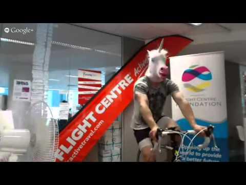 Tour De Office - Flight Centre QLD