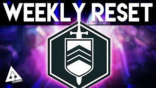 Destiny Weekly Reset - Raid Challenge, Nightfall & More | 1st March