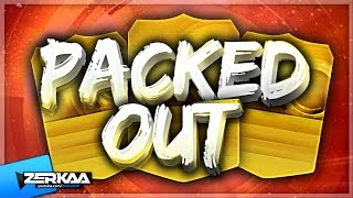 OUR FIRST GOLD PACK | PACKED OUT #3 | FIFA 15 ULTIMATE TEAM