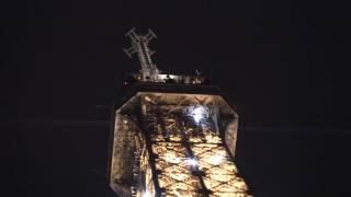 Ночной Париж  Эйфелева башня(Ночной Париж., 2016-10-15T10:57:15.000Z)