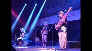 Borneo World Music Expo 2014 - Review Showcase 2013