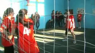 Волейбол девочки Мангуш 2 и Ялта 1