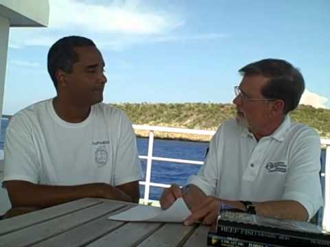 Interview with Jean Wiener, Foundation for the Protection of Marine Biodiversity
