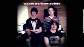 Waking Angel- Where we were before