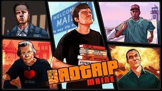 [BadTrip] - Мэн (Где снимали Форрест Гамп и живёт Кинг)