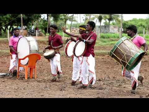 FETNA 2020 - ஐயா முனுசாமி அவர்கள் குழுவின் பெரியமேளம்