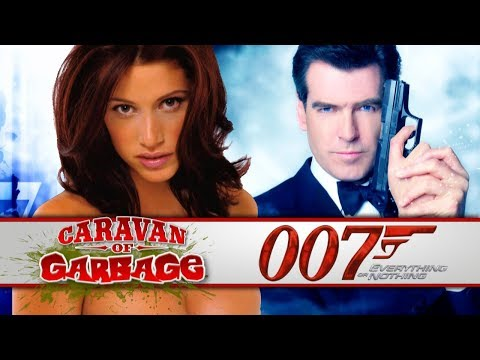 James Bond 007: Everything or Nothing (PS2) - Caravan Of Garbage