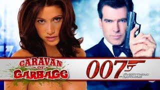 The Best James Bond Game - Caravan Of Garbage