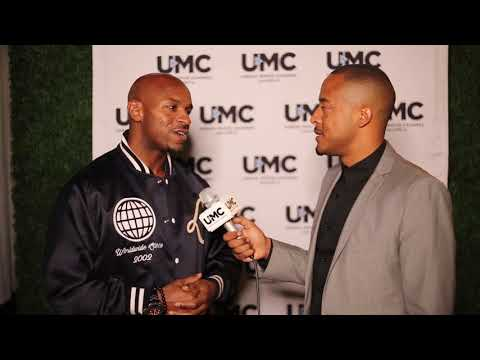 UMC All Access & World Wide Nate on the Red Carpet