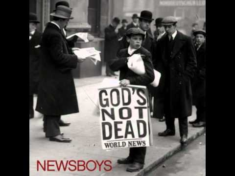 Newsboys - God's Not Dead (david barnard remix)