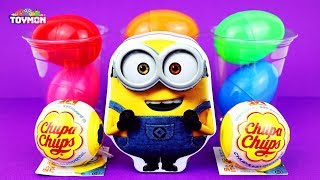 Gambar cover Learn Color with Minions Friends | TOYMON