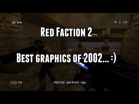Red Faction 2 Review – B movie transformed into a game