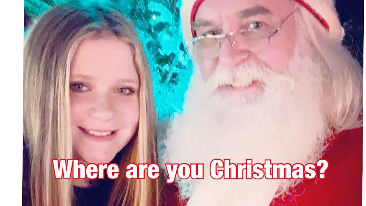 Where are you Christmas (Cover) by Bailey Marie