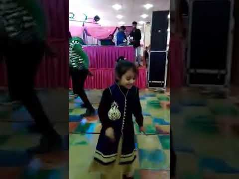 Little girl dance like Sapna Chaudhary...