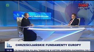 Rozmowy niedokończone: Chrześcijańskie fundamenty Europy