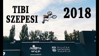 TIBI SZEPESI - 2018 BMX VIDEO