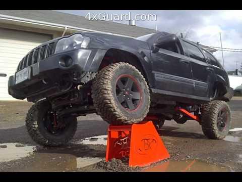 Jeep Grand Cherokee Wk Lift Kits Youtube