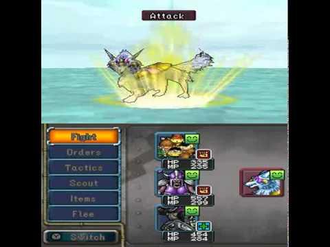 dragon quest monster joker 2 incarnus last battle wulfspade ace rh youtube com dragon quest joker 2 monster synthesis guide dragon quest joker monster list
