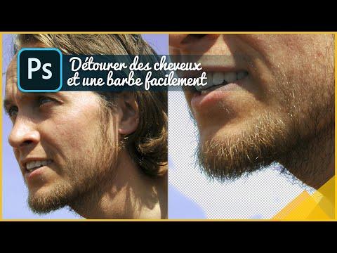 le dtourage dans photoshop cs5