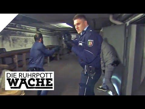 Spur in den Untergrund: Versteckspiel mit Polizei | Michael Smolik | Die Ruhrpottwache | SAT.1 TV