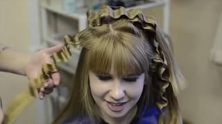 Причёски 20 х годов  Салон студия причёски НАДИН