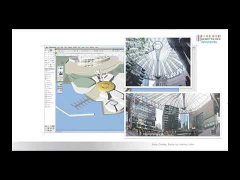 Novedge Webinar #126 Early Design in a BIM Workflow with Vectorworks
