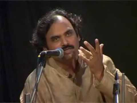 Pandit Arvind Kumar Azad about Banaras Gharana  with Demonstrations