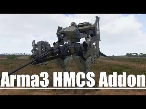 Мод боевого меха HMCS Addon