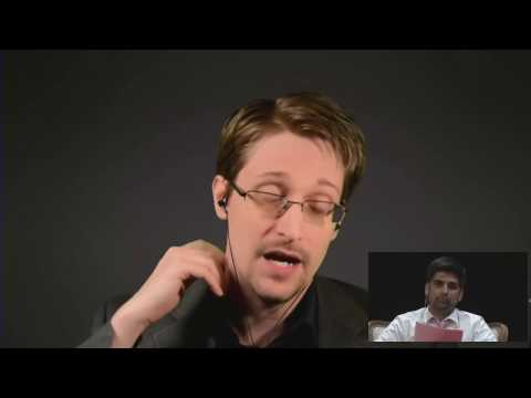 Edward Snowden: Lifting the Shield of Government Secrecy