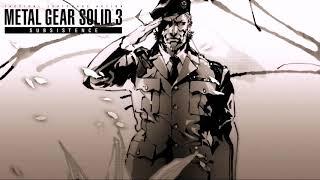 Metal Gear Solid 3 Snake Eater/Subsistence OST: Snake Eater