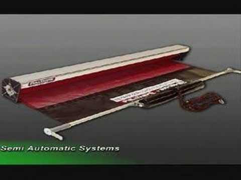 Truck Tarp - Ultimate Aluminum Pulltarp System
