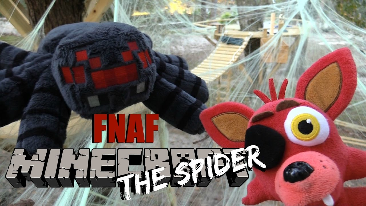 Download FNAF plush Minecraft 15 - The Spider