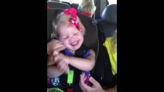 Tickling Mia
