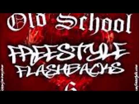 Old School Freestyle Mega Mix