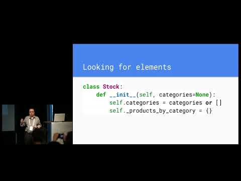 Mariano Anaya: Clean code in Python