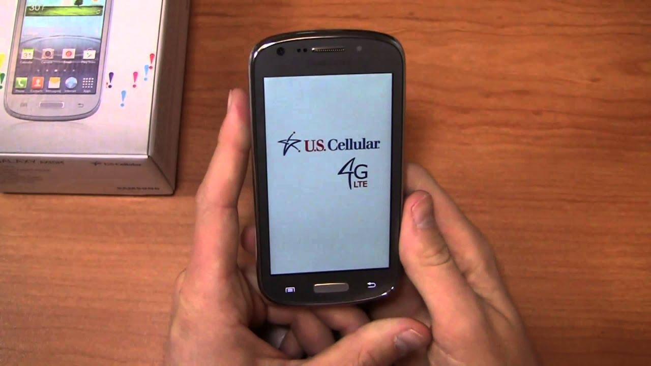 Samsung Galaxy Axiom Unboxing