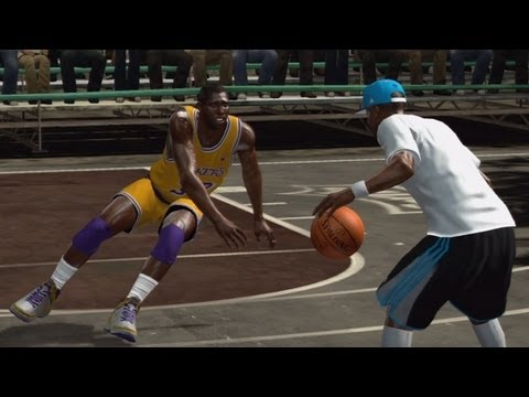NBA 2K13 My Career - Charity Game & Facebook Dunk Package