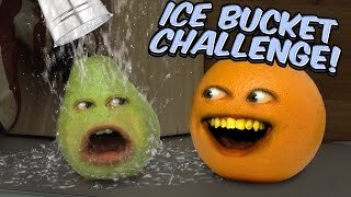 Annoying Orange - Ice Bucket Challenge