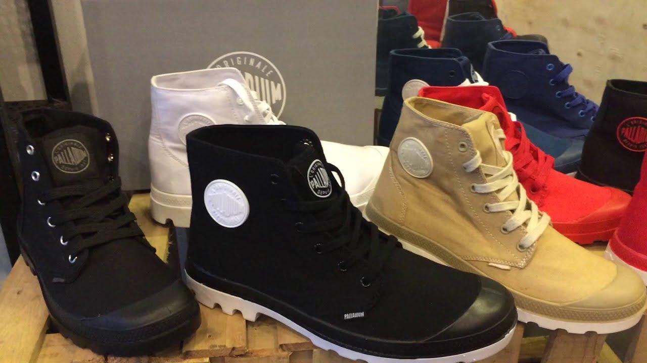 Giày Palladium Blanc hi siêu hot – chi tiết sản phẩm tại MASK SHOP