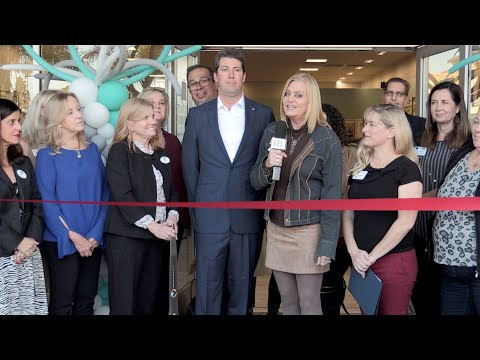 HB Mayor Pro Tem Jill Hardy's Comments: American Cancer Society Discovery Shop Ribbon Cutting Jan  2
