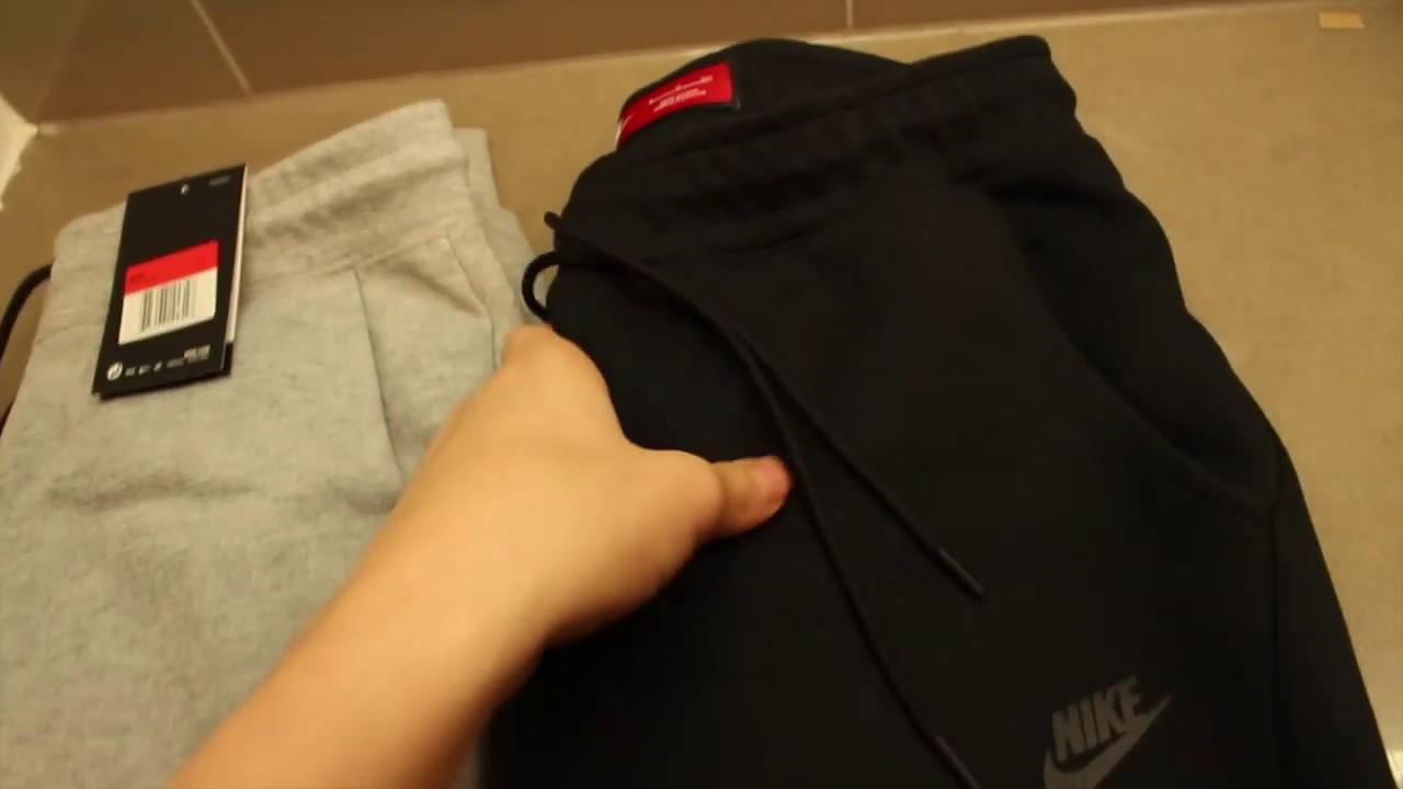 Nike Tech Fleece Real Vs Fake Youtube