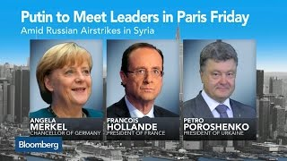 Syria Airstrikes: What Are Putin's Targets, Goals?