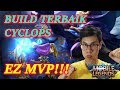KETAGIHAN CYCLOPS MALAH MVP MULU Mobile Legends Indonesia mp3