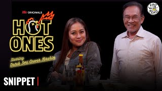 Hot Ones Malaysia Anwar Ibrahim Snippet Watch free on iflix