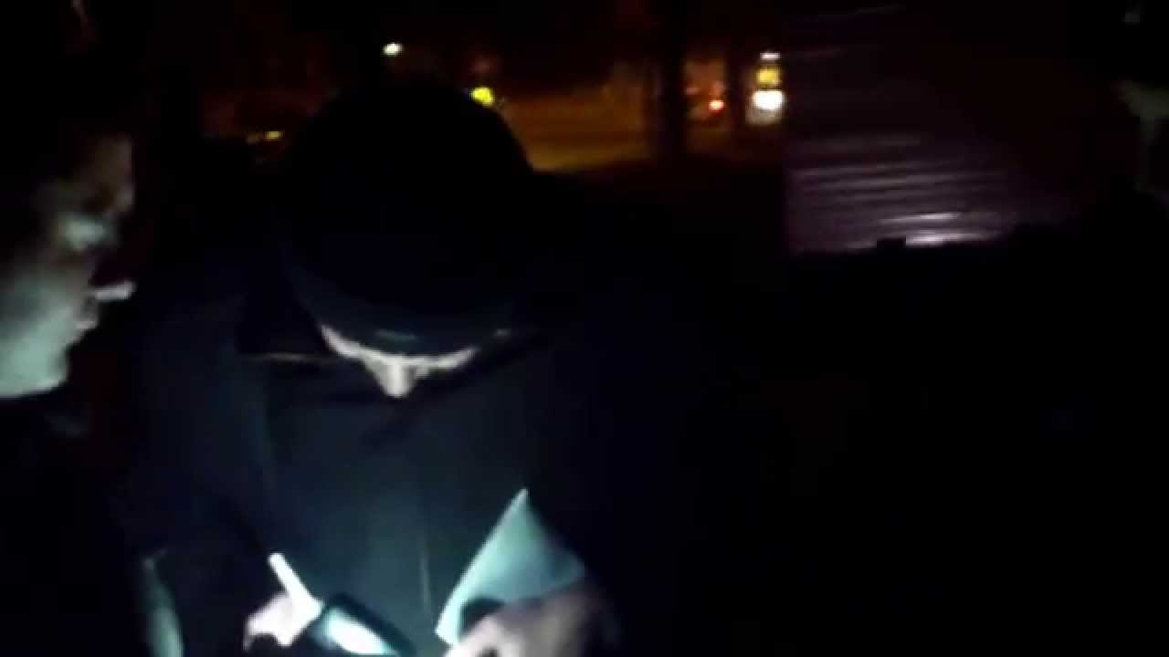 Poliția nu poate face liniște la un șantier-fantomă, Botanica